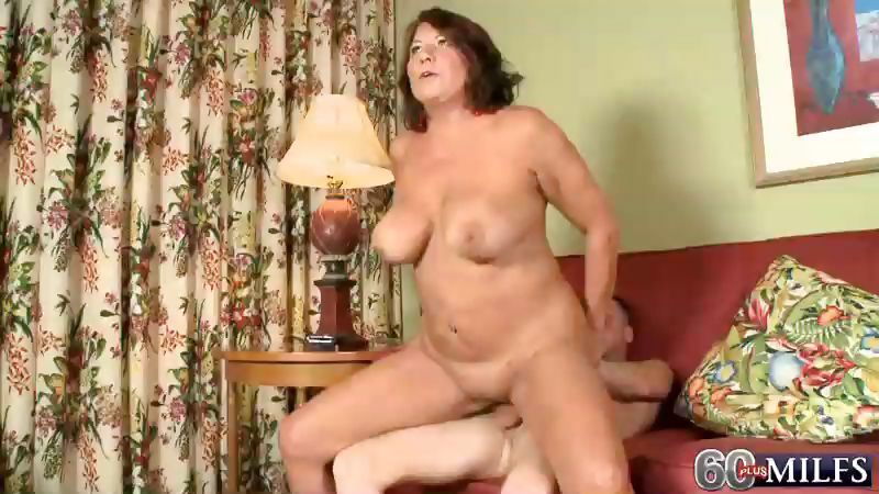 Porno Video of Not-so-desperate Housewife