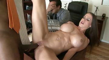 Porno Video of Mom's Cuckold #04