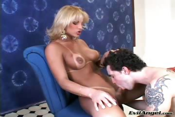 Porn Tube of How To Please A She Male #03