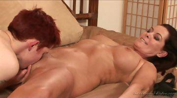 Sex Movie of Lesbian Mentors Vol 02
