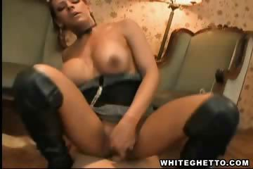 Sex Movie of Transsexual Enjoys Fucking & Sucking A Hard Cock