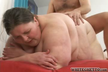 Porn Tube of Bbw Is Hungry For Something Different And Start To Blow Hard