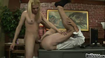 Porn Tube of Shemale  Tranny
