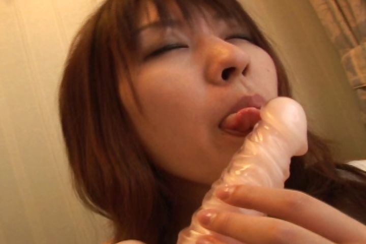Porno Video of Petite Teen Fucks Herself Slowly With A Long Plastic Cock