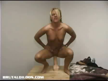Porno Video of Annabelle Fucking Thick Brutal Dong