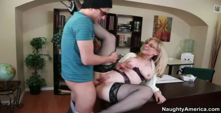 Porn Tube of Nina Hartley