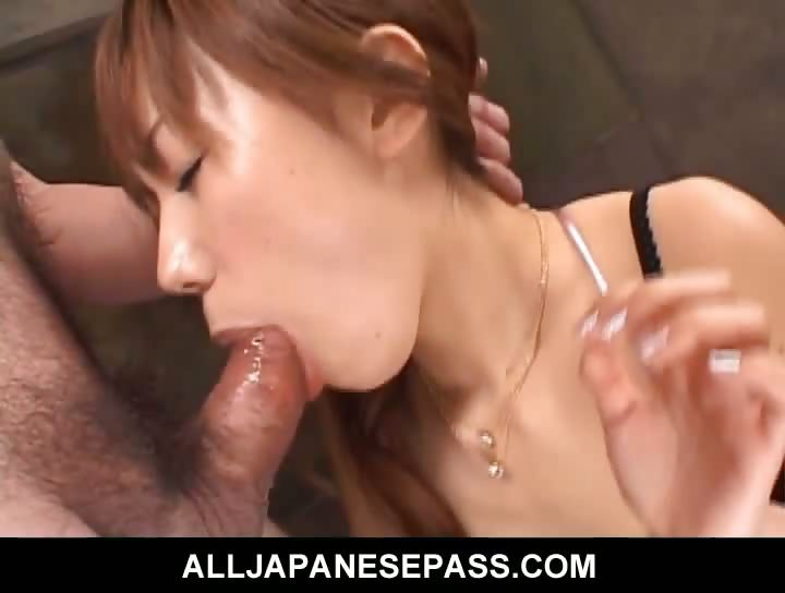 Porno Video of Slim Japanese Milf Gets Face Fucked By A Big Cock