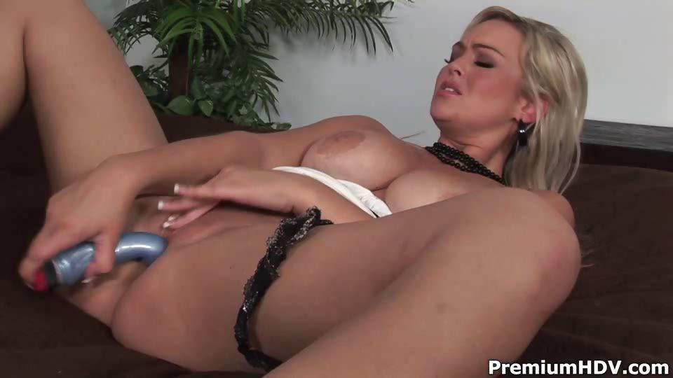 Porno Video of Big Tits Abbey Brooks Toy Solo
