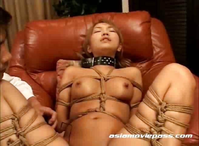 Porno Video of Japanese Blackmailed Bdsm Training 12