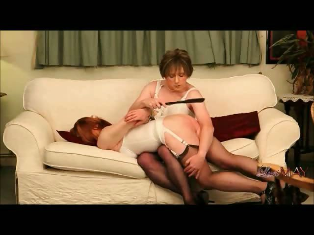 Porn Tube of Lucimay Gets Spanked