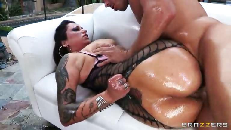 Porno Video of Czech Out My Ass
