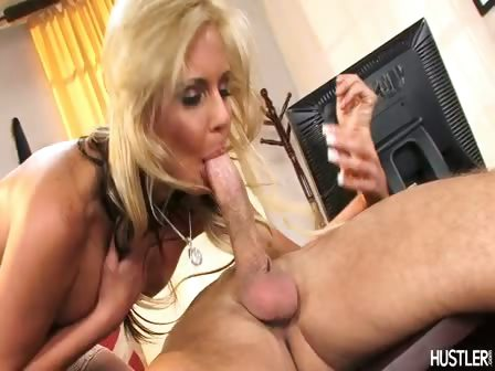Porno Video of Office Milf Phoenix Marie Goes Hardcore Cowgirl