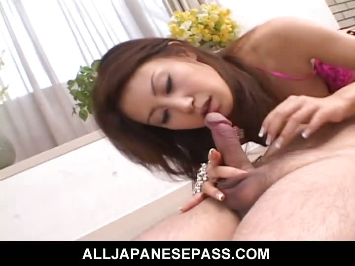 Porno Video of Japanese Mature Honey Nana Nanami Is A Cock Loving Honey Who Loves To Suck Dick