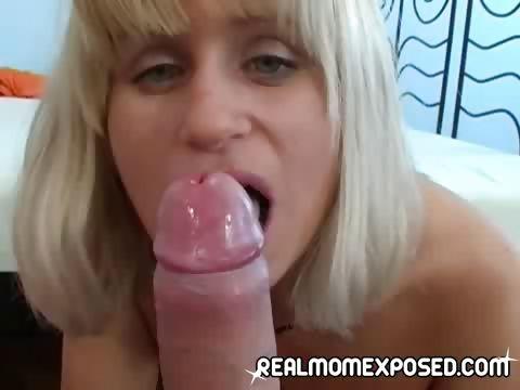 Porno Video of Shy Wife Sucks Her Boyfriend's Cock For Him On Camera