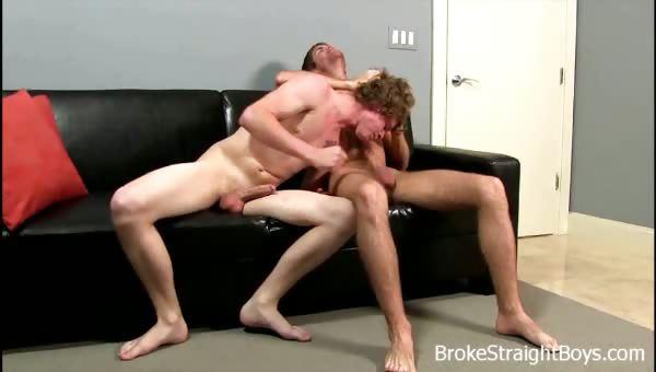 Porn Tube of Broke Straight Boys - Blake Bennet And Max Flint