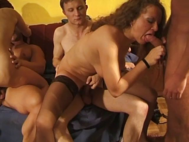 Porn Tube of Watch These European Swingers Go Crazy In A Hardcore Orgy