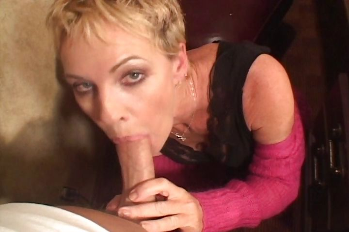 Porno Video of Mature Slut Gets Herself A Fit Young Man To Pound Her Cunt