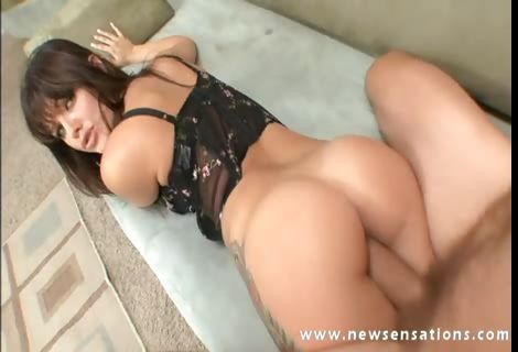 Porn Tube of Sadie West Face Down Getting Long Flesh Pipe Jamming Up Hot Twat