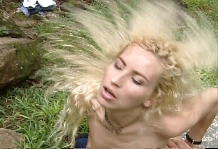 Porno Video of Sexy Blonde Babe Whips Her Hair While Fucking A Brazilian