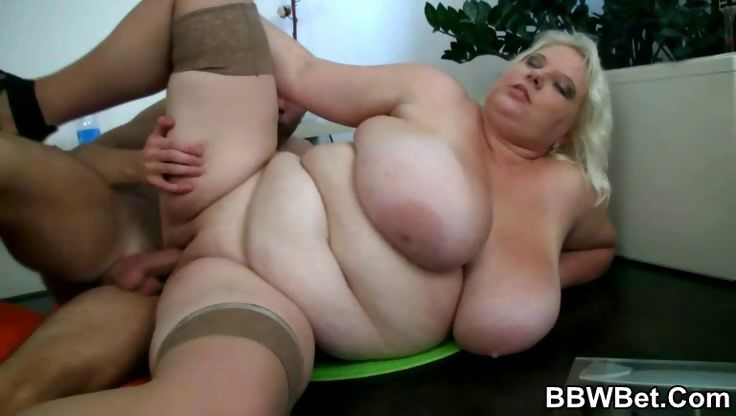 Porn Tube of Nailing A Bbw Whore To Get Off