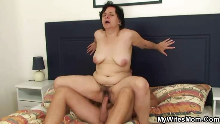 Porn Tube of Big Cock Inside Mature Hole