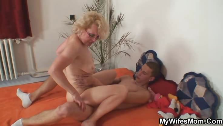 Porno Video of He Fucks His Mother In Law Hard