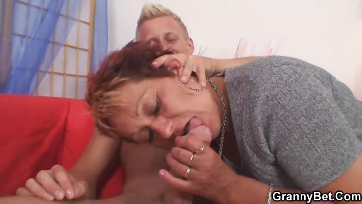 Porno Video of He Loves To Fuck A Dirty Granny Slut