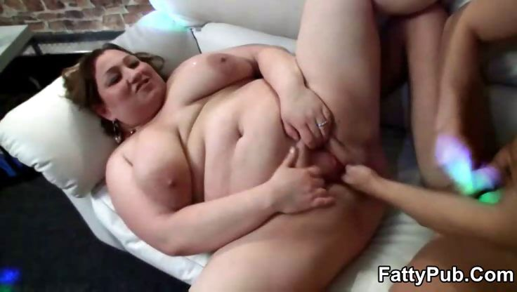 Porno Video of Plump Lady Fucked By Sexy Young Man