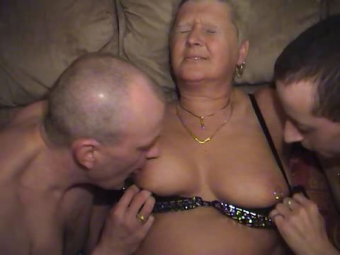 Porno Video of Bikini Granny