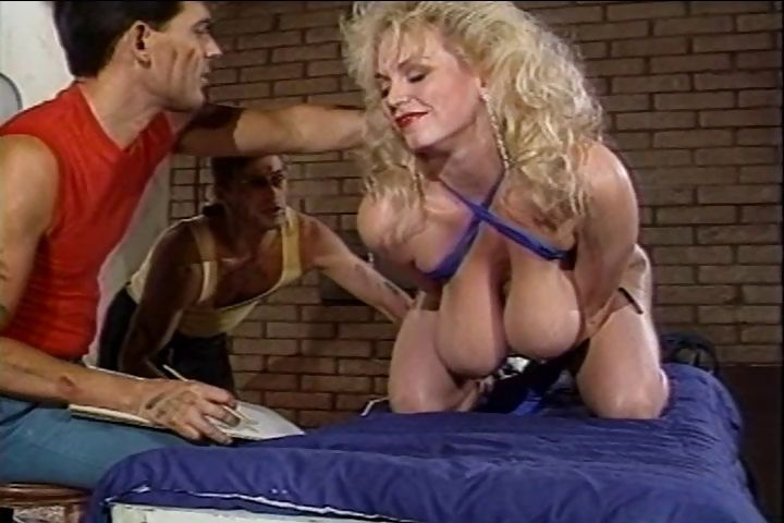 Porn Tube of Beautiful Blonde With Big Boobs Gets Her Ass Fucked In This Vintage Classic