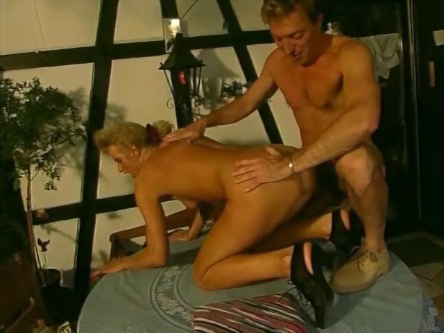 Porno Video of Vintage Video Of A Petite French Bimbo Riding A Hard Cock