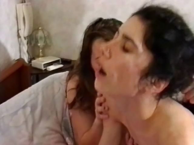 Porno Video of Two Gorgeous French Babes Team Up To Take On A Lucky Cock