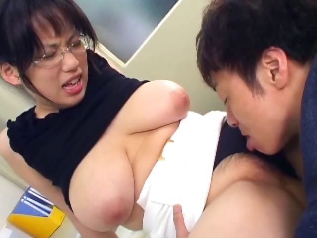 Porno Video of Busty Japanese Teen Gets Her Tits Sucked As She Takes A Cock