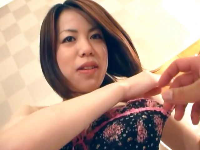 Porno Video of This Japanese Wife Likes A Little Foreplay Before Fucking