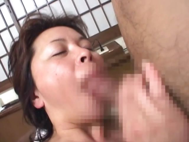 Porn Tube of Mature Japanese Whore Gets Her Sweet Plump Pussy Fucked Deep