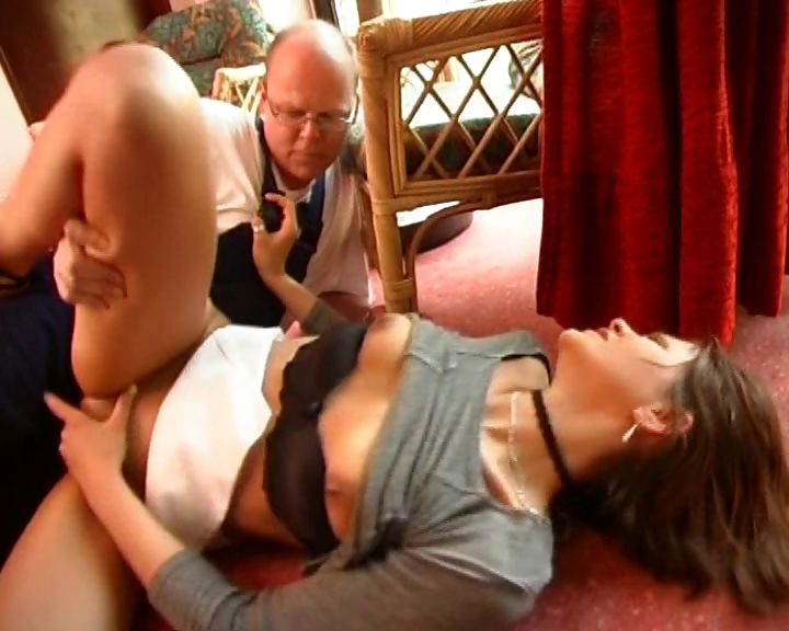 Porn Tube of Gorgeous Housewife From Germany Gets It On With A Handyman
