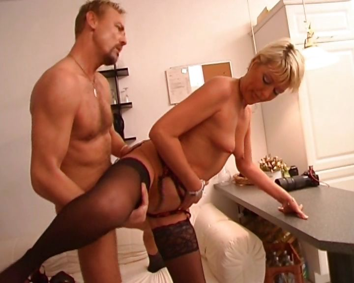 Porno Video of Business Man Comes Home Early To Fuck His Sexy German Wife