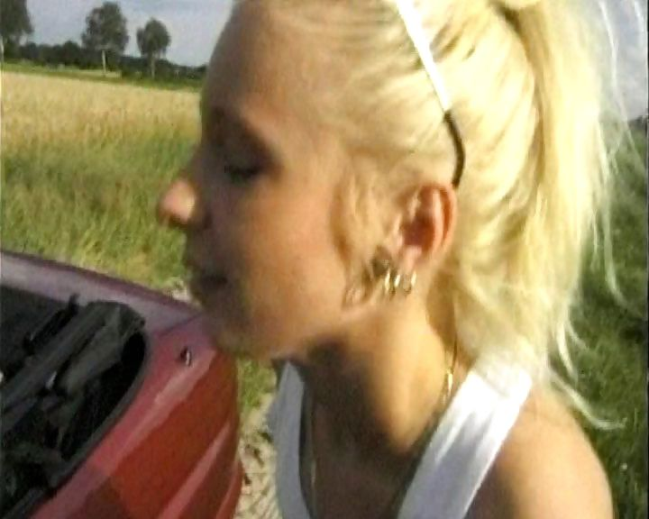 Porno Video of The Most Exciting Ride In Young Hitchhiker Babe's Life Ends Up With Hard Sex