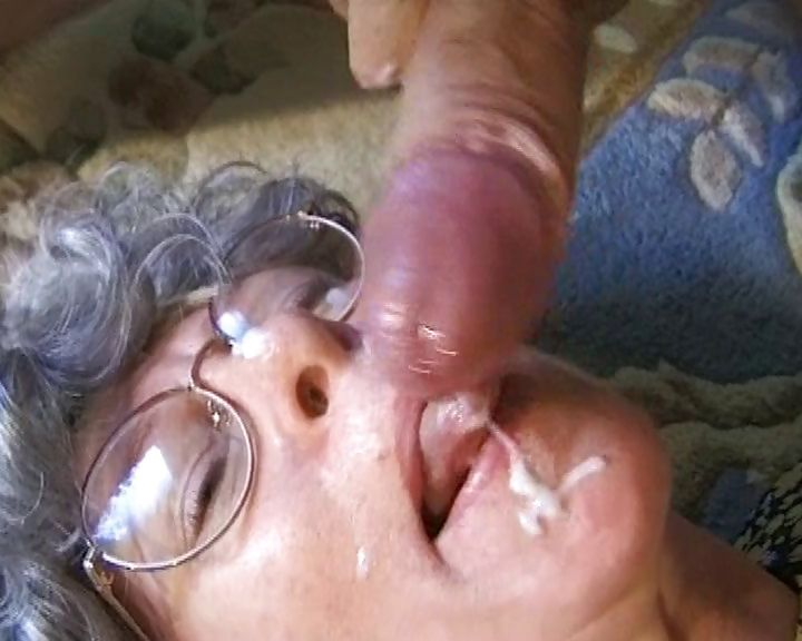Porno Video of This Chubby German Grandma Needs A Daily Dose Of Young Cum