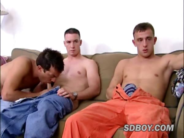 Porn Tube of Military Man Love - Feed Me Man-meat!