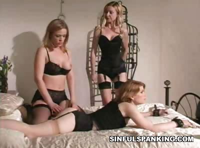 Porno Video of Lesbos With Spanking Fetish